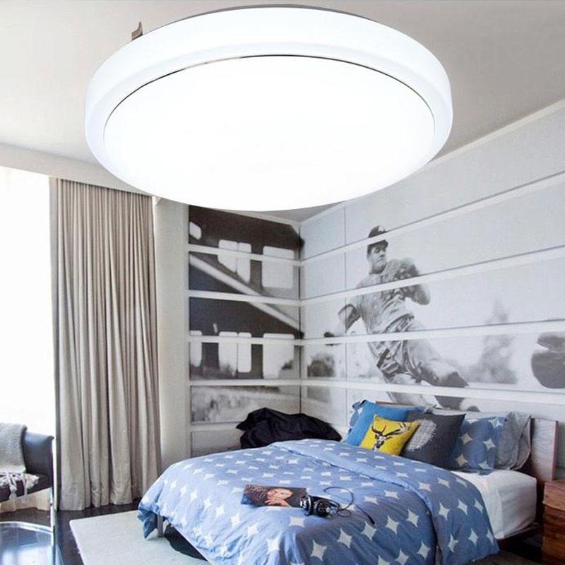 Đèn ốp trần nội thất phòng ngủ tiện nghi
