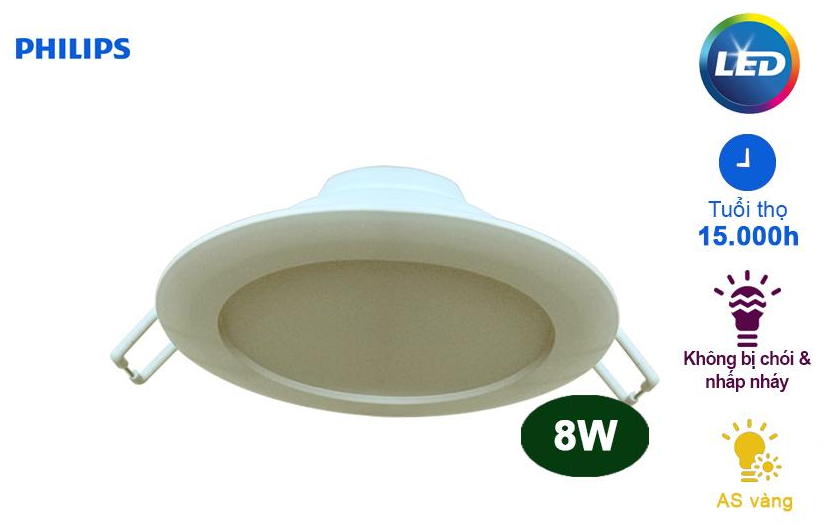 Đèn downlight DN020B
