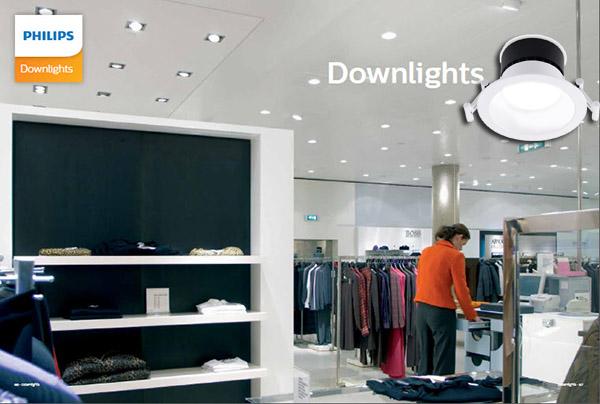Sản phẩm đèn led âm trần PSU ALU Philips rất được ưa chuộng trên thị trường