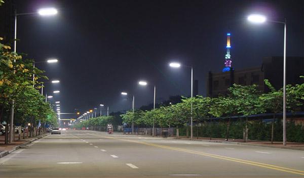 Đèn đường led BRP132 LED140 140W 220-240V DM GM