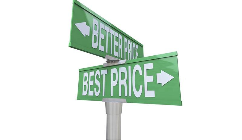 Ai mua hàng cũng cần quân tâm đến giá