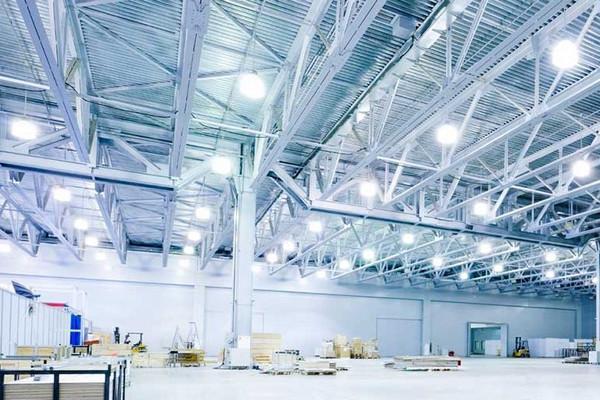 Giải pháp thiết kế chiếu sáng nhà xưởng tiết kiệm điện