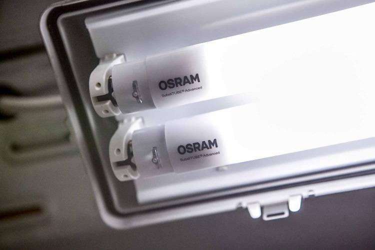Đèn tuýp Osram