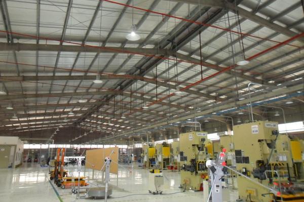 Tổng hợp các mẫu đèn LED nhà xưởng 100W tốt nhất