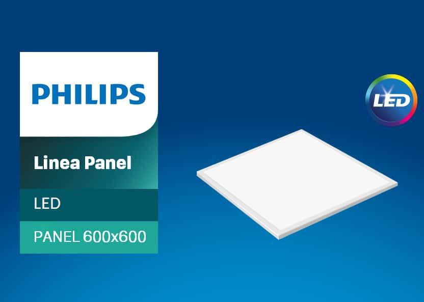Led Panel CertaFlux 600x600 865/840 44W 220-240V